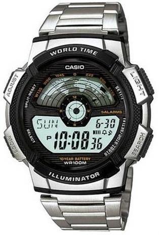 d633e7a9eca Relógio Casio Masculino AE-1100WD-1AVDF - Relógio Masculino ...
