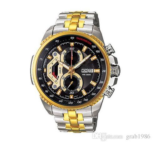 c9cfecffeff Relógio Casio Masculino Edifice Cronógrafo Ef 558Sg 1Av - Relógio ...