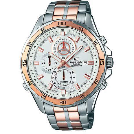 2e67f500b76f Relógio Casio Masculino Edifice EFR-547SG-7AVUDF - Relógio Masculino ...