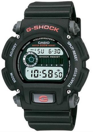 f4a45392e82 Relógio casio masculino g-shock dw-9052-1vdr - Relógio Masculino ...