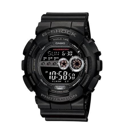 0cbcec5ee8e Relógio Casio Masculino G-Shock GD-100-1BDR - Relógio Masculino ...