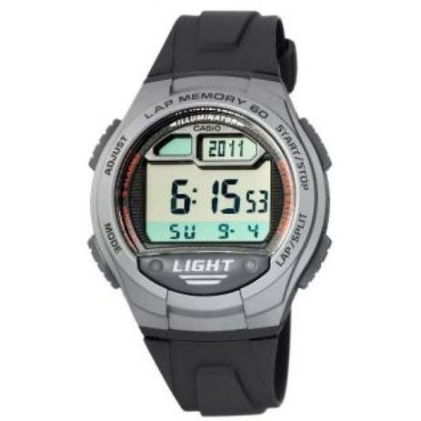 11e609323 Relógio Casio Masculino Illuminator W-734-1AVDF - Relógio Masculino ...