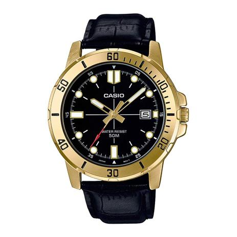 efc20b0686b Relógio Casio Masculino MTP-VD01GL-1EV - Relógio Masculino ...