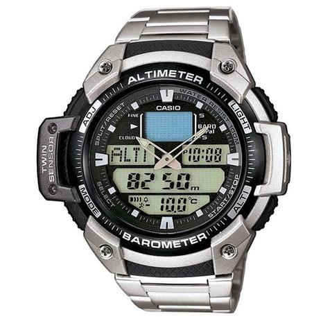 Relógio Casio Masculino Outgear Duplo Sensor Anadigi SGW-400HD-1B ... 2fc8c6b4e1