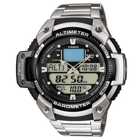 dca29c25ca2 Relógio Casio Masculino Outgear Duplo Sensor Anadigi SGW-400HD-1B ...