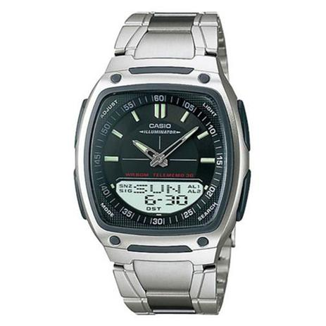 6d763f471b7 Relógio Casio Masculino Telememo AW-81D-1AVDF - Casio - Relógio ...