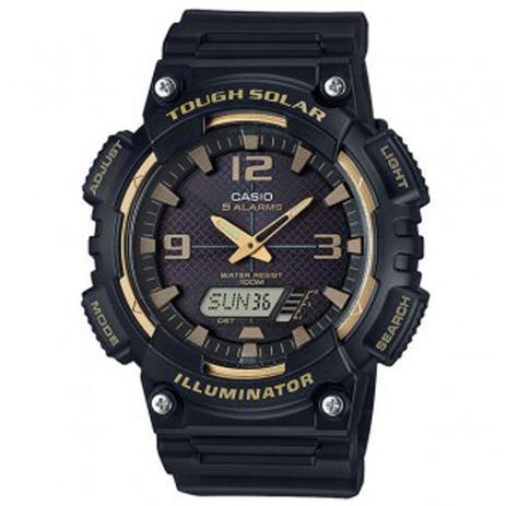 c12dc45ac74 Relógio Casio Tough Solar Anadigi AQ-S810W-1A3VDF - Relógio ...