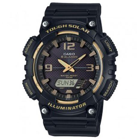 0dd1a816f22 Relógio Casio Tough Solar Anadigi AQ-S810W-1A3VDF - Relógio ...