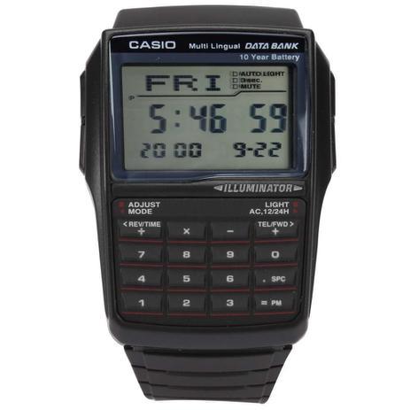 Imagem de Relógio Casio Unissex Calculadora Preto Dbc-32-1Adf