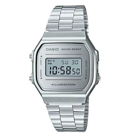 a1053c1be3b Relógio Casio Unissex Vintage A168WEM-7DF - Relógio Masculino ...