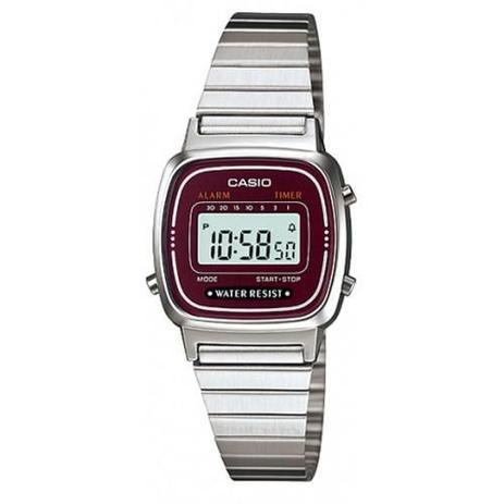 b60f2b7af Relógio Casio Vintage La670wa-4df - Relógio Masculino - Magazine Luiza