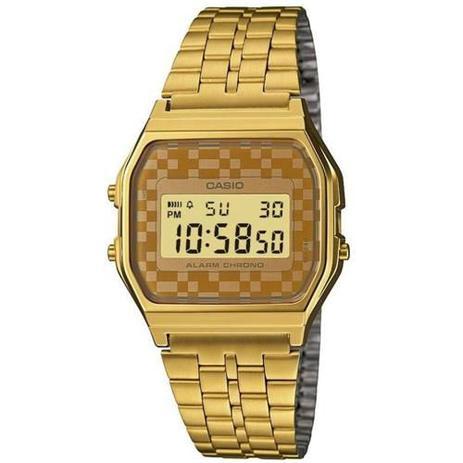 a30a2fa9f22 Relogio Casio Vintage Unissex A159WGEA-9ADF - Relógio Masculino ...