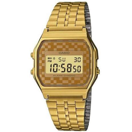 c1f8a4ef6735 Relogio Casio Vintage Unissex A159WGEA-9ADF - Relógio Masculino ...