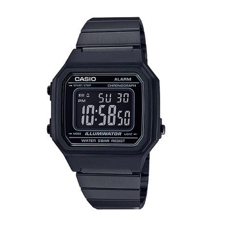 612294b510a Relógio Casio Vintage Unissex B650WB-1BDF - Relógio Masculino ...