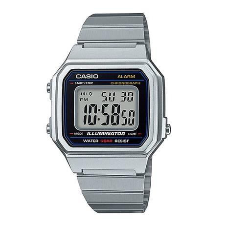 66d0a6e2b4e Relógio Casio Vintage Unissex B650WD-1ADF - Relógio Masculino ...
