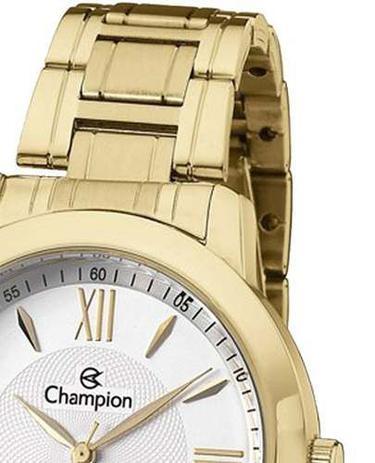 9e9f31b8f8c Relógio Champion ch24697h Feminino Passion Dourado - Relógio ...