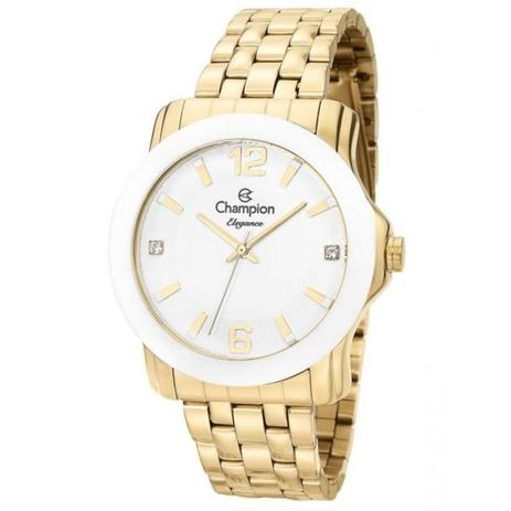 328f3ccad50 Relógio Champion Elegance Analógico Feminino CN27661H - Relógio ...
