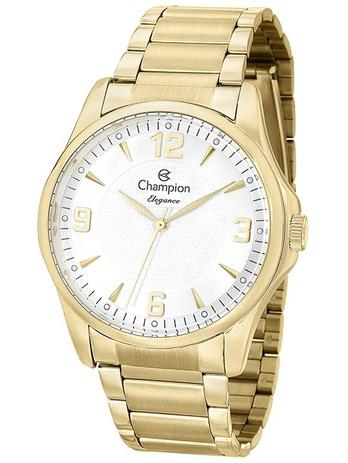 dd4bba2caba Relógio Champion Elegance Feminino Dourado CN27778H - Relógio ...