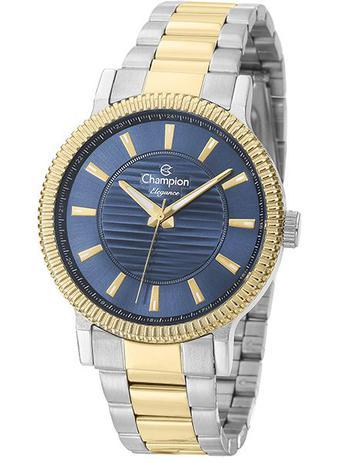 aa072cbd1b3 Relógio Champion Elegance Feminino Misto CN27536A - Relógio Feminino ...