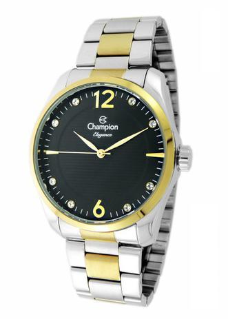 31eb46827be Relógio Champion Elegance Feminino Prata CN27607P - Relógio Feminino ...