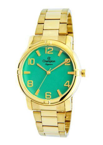 f036d9019cd Relógio Champion Elegance Feminino Verde CN25181G - Relógio Feminino ...