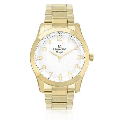32f171519c4 Relógio Champion Feminino Analógico Dourado Cn26902h - Relógio ...