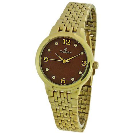 2db632234bd45 Relógio Champion Feminino Ch24857r - Relógio Feminino - Magazine Luiza