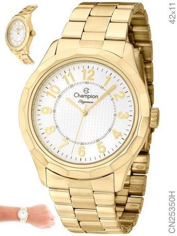 d506e6a9feb Relógio Champion Feminino Cn25350h - Relógio Feminino - Magazine Luiza