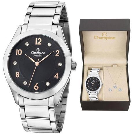 ff3f74dc8994a Relógio Champion Feminino Cn29230t - Relógio Feminino - Magazine Luiza