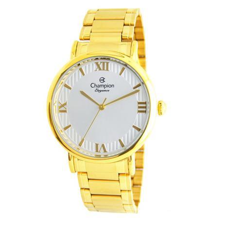 7a3e3026f6b Relogio Champion Feminino Dourado CN25618H - Relógio Feminino ...