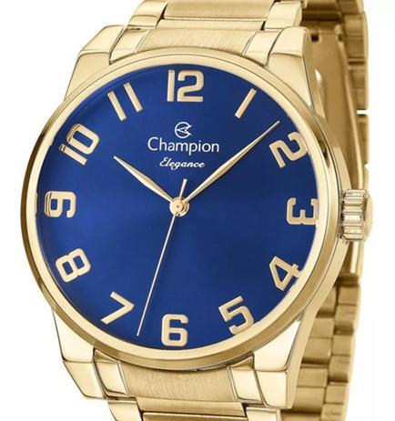 Imagem de Relógio Champion Feminino Dourado Cn27652a