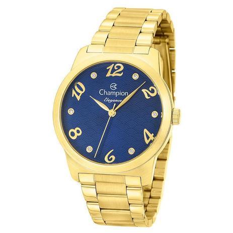 15f25412395 Relógio Champion Feminino Elegance - CN26108A - Magnum - Relógio ...