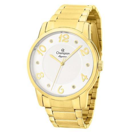 3dbda4bc5c1 Relógio Champion Feminino Elegance - CN26117H - Magnum group ...