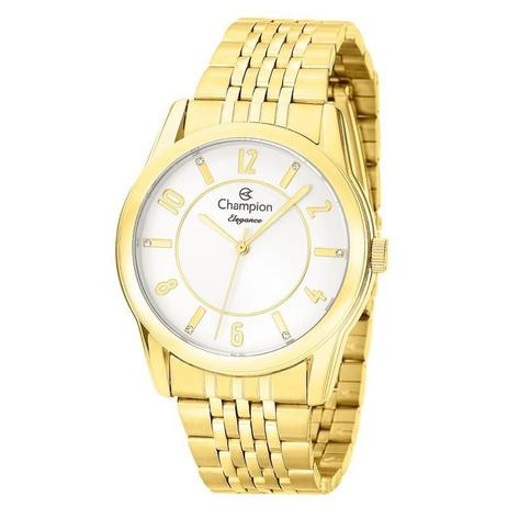 c1a34b46e89 Relógio Champion Feminino Elegance - CN26233H - Magnum - Relógios ...