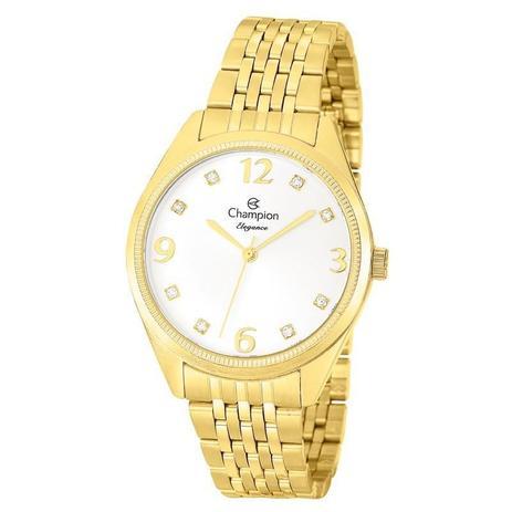 989f3af0163 Relógio Champion Feminino Elegance - CN26251H - Magnum group ...
