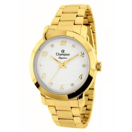 b7710ee36ce Relógio Champion Feminino Elegance - CN26573H - Magnum - Relógio ...