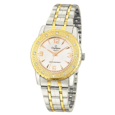 dd99c8b1239 Relógio Champion Feminino Elegance - CN27303S - Magnum group ...