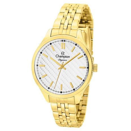 549c7cf1d98 Relógio Champion Feminino Elegance - CN27527H - Magnum - Relógio ...