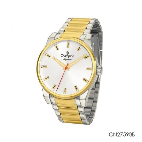 Relogio Champion Feminino Elegance CN27590B - Relógio Feminino ... cb9e6a548f