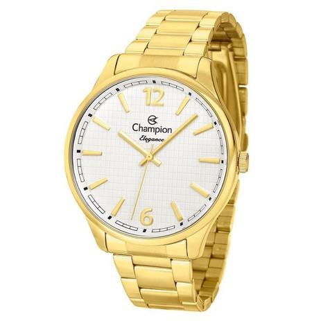 20c855ce02a Relógio Champion Feminino Elegance - CN27670H - Magnum - Relógio ...