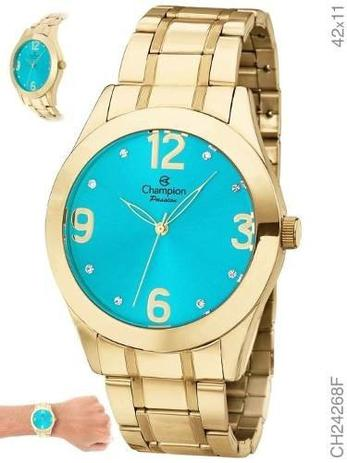 829d21166c Relógio Champion Feminino Original Ch24268f Promoção - Relógio ...