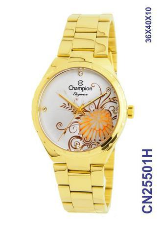 ce433cd9ac4 Relógio Champion Feminino Original Cn25501h - Relógio Feminino ...