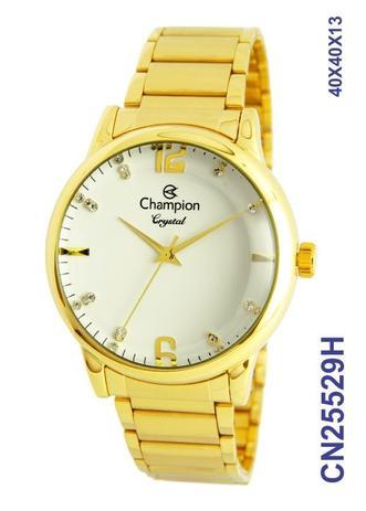 07ada3a7a46 Relógio Champion Feminino Original Cn25529h - Relógio Feminino ...
