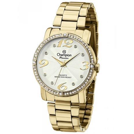 6257a4bf3fa Relógio Champion Feminino Passion Analógico CH24768H - Relógio ...