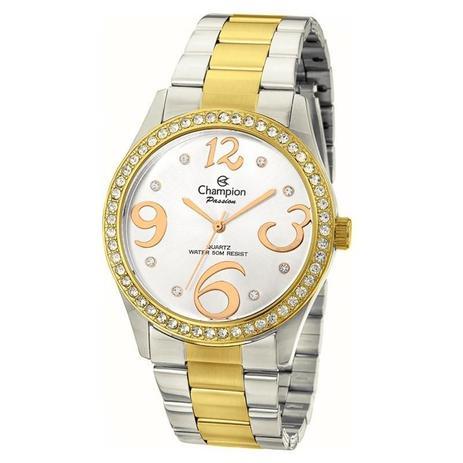 fd194c6bb28 Relógio Champion Feminino Passion - CN29669D - Magnum - Relógio ...