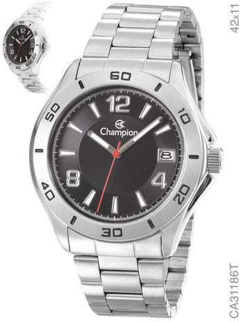 8d23c011add Relógio Champion Masculino Original Ca31186t - Relógio Masculino ...
