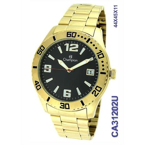 80200d56536 Relógio Champion Masculino Ref  Ca31202u - Relógio Masculino ...