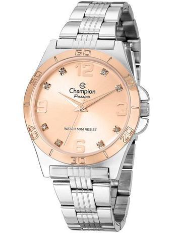 91c8c9367bb Relógio Champion Passion Feminino Misto CN29927X - Relógio Feminino ...