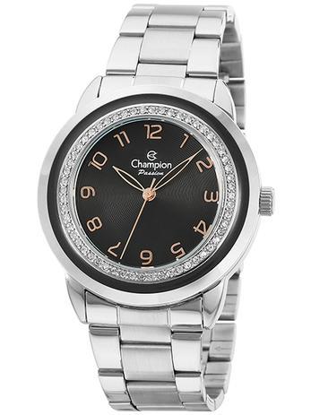 f6eb0753c83 Relógio Champion Passion Feminino Prata CN29963T - Relógio Feminino ...