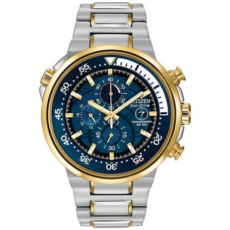 c1c2a31c3a2 Relógio Citizen Eco-Drive Endeavor TZ30624A   CA0444-50L - Relógios ...